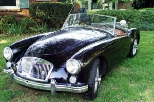 1962 MG MGA roadster