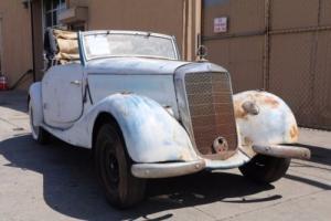 1938 Mercedes-Benz 170V