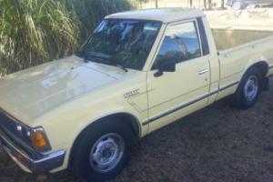 1984 Datsun 720 Photo