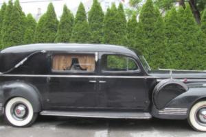 1942 Packard Henney Hearse