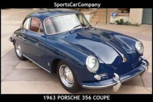 1963 Porsche 356 356B/1600 T6