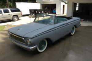 1962 AMC American Convertible