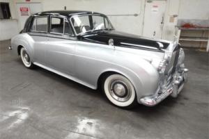 1958 Rolls-Royce Silver Ghost