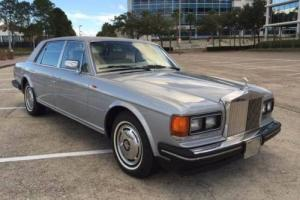 1989 Rolls-Royce Silver Spirit/Spur/Dawn Spur