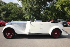 1936 Rolls-Royce 20-25