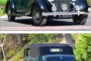 1939 Rolls-Royce Phantom Photo