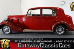 1939 Rolls Royce Wraith