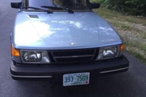 1986 Saab 900