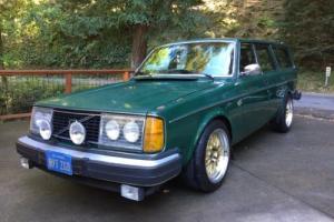 1975 Volvo 240
