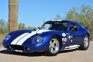 1965 Shelby Daytona Coupe Shell Valley Photo