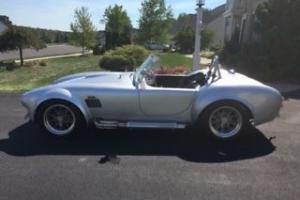 1965 Shelby Backdraft Racing Cobra Photo