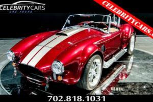 1965 Shelby Cobra Backdraft  ASVE 408 Windsor Stroker Photo
