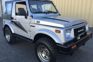 1988 Suzuki Samurai jx
