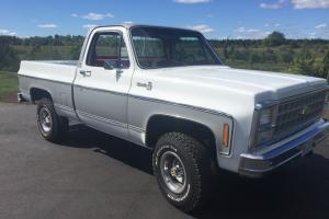 Chevrolet: C/K Pickup 1500 silverado