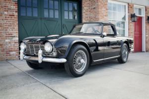 1964 Triumph TR-4 - One Owner