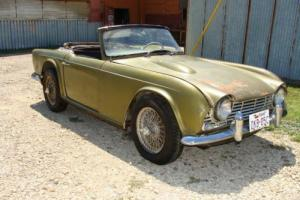 1965 Triumph Other TR4