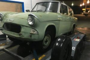 Ford Anglia 1961 Nice Orig Cond Very Rare Unrestored Historic Race OR Rally CAR in NSW