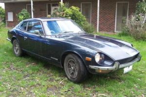 Datsun 260Z 2 2 1974 Auto in VIC
