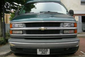 Chevrolet Express Day Van not G20 Dodge Safari Astro