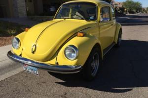 1973 Volkswagen Beetle - Classic SUPER BEETLE