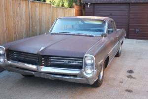 1964 Pontiac Catalina. Arizona car!