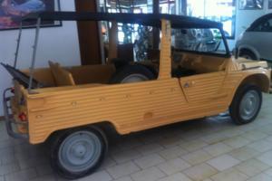 Citroen Mehari LHD 1980 left hand drive In IBIZA Spain