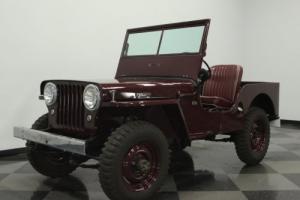 1945 Willys CJ2A