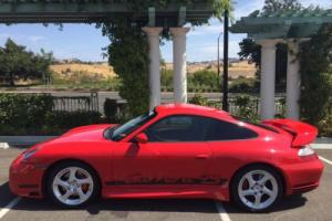 2003 Porsche 911 C4S