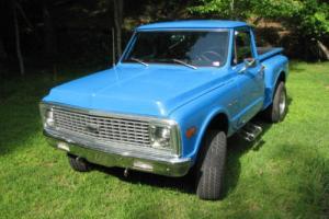 1972 Chevrolet C-10 4x4