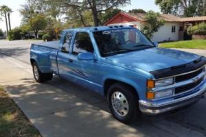 1996 Chevrolet C/K Pickup 3500 ext cab