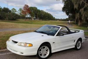 1996 Ford Mustang GT 2dr Convertible