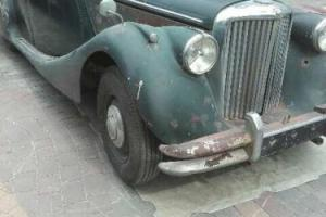 For Sale JAGUAR MK V 1949 3.5l