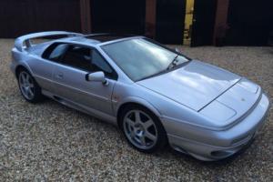 Lotus Esprit v8 Twin Turbo 1998 Silver 1998