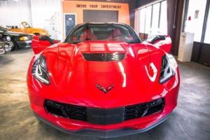 2016 Chevrolet Corvette 2LZ Z06 Coupe
