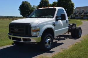 2009 Ford F-350 4X4