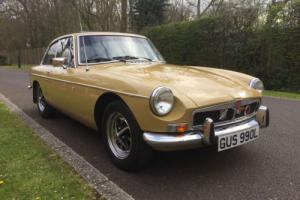 1973 MGB GT completely original 27k miles Photo