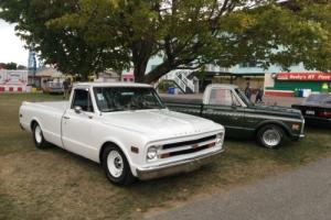 1970 Chevrolet C-10 Custom