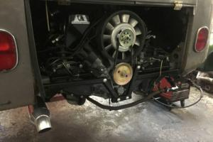 Porsche engine conversion kit for split screen bus Photo
