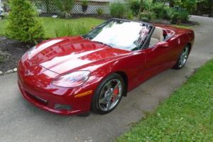 2009 Chevrolet Corvette LS3