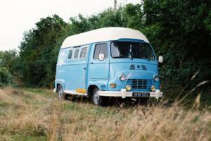 Classic Renault Estafette Campervan – Runner. UK registered, MOT – Food van Photo