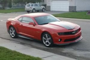 2010 Chevrolet Camaro 2SS/RS