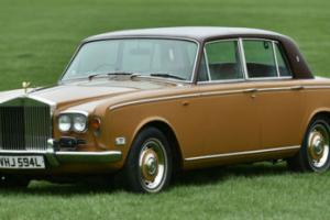 1973 Rolls Royce Silver Shadow 1