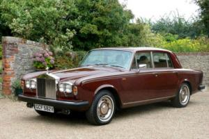 1980 Rolls Royce Silver Shadow II Photo