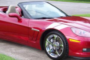 2012 Chevrolet Corvette 3LT