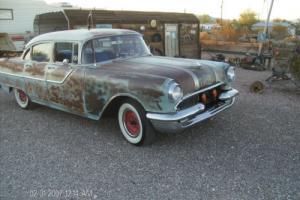 1955 Pontiac Other 4 DR SEDAN