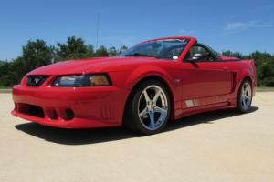 2002 Ford Mustang Saleen