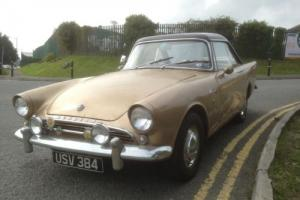 1963 SUNBEAM ALPINE GOLD