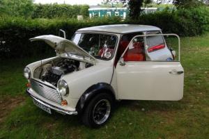 Stunning Austin Mini 1000 Full complete body off restoration