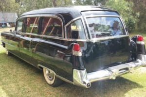 1955 Cadillac Meteor Hearse in VIC