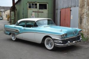 1958 BUICK SPECIAL, 4dr SEDAN Photo
